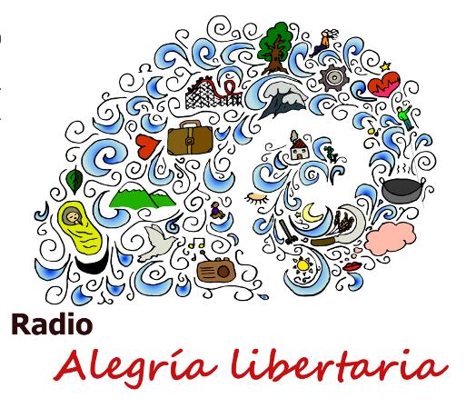 logo Radio Alegría Libertaria